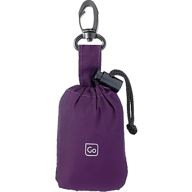 Go Travel Poncho And Pouch, Purple