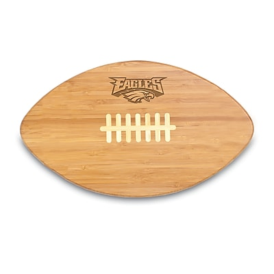 "Picnic Time® NFL Licensed Touchdown Pro! ""Philadelphia Eagles"" Engraved Cutting Board, Natural"