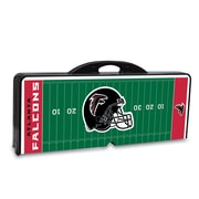 "Picnic Time® NFL Licensed ""Atlanta Falcons"" Digital Print ABS Plastic Sport Picnic Tables"