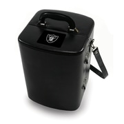 "Picnic Time® NFL Licensed Manhattan ""Oakland Raiders"" Engraved Cocktail Tool Case, Black"