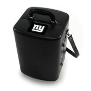 "Picnic Time® NFL Licensed Manhattan ""New York Giants"" Engraved Cocktail Tool Case, Black"
