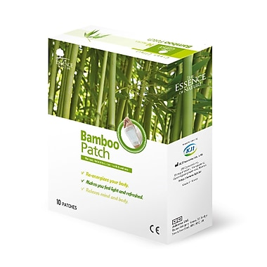 K-Hit® KJI The Essence of Nature Sap Patch, Bamboo