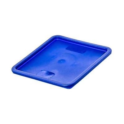 Carlisle 10742-60, 12-18-22 qt Polyethylene Food Storage Container Lid
