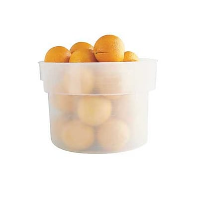 Carlisle 1205-30, 12 qt Food Storage Container