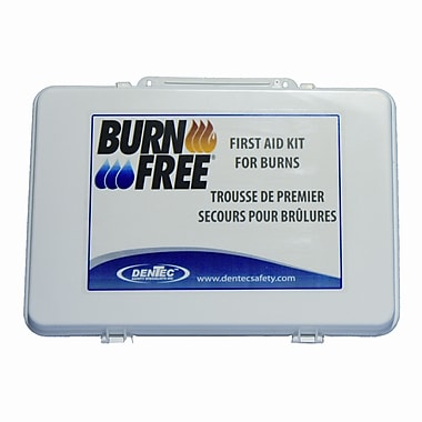Shield Industrial Burn Care First Aid Kit