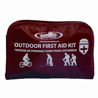 Shield Bike N Hike First Aid Kit With Sunscreen, Insect Repellent & Rehydration Drink