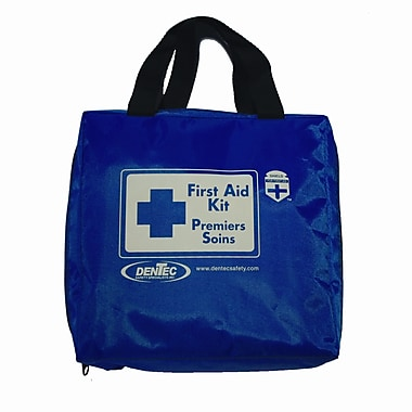 Shield Level #1 Regulation Bulk First Aid Kit , Northwest Territories & Nunavut,1-5 Person(s), Softpack