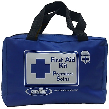 Shield Level #1 Regulation Deluxe First Aid Kit With Mask No Blanket, British Columbia, Softpack