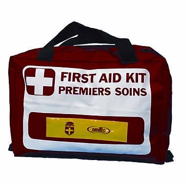 Shield Level #2 Regulation Bulk First Aid Kit, Northwest Territories & Nunavut, 6-10 Persons, Softpack