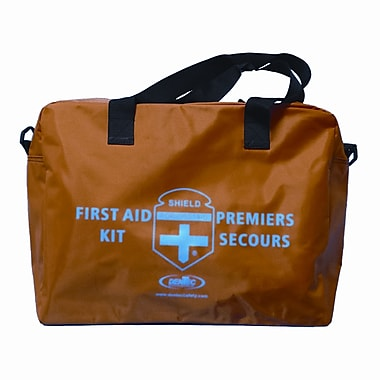 Shield Level #3 Regulation Bulk First Aid Kit With Stretcher, Northwest Territories & Nunavut, 20-49 Persons, Softpack