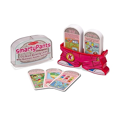 Melissa & Doug® Smarty Pants™ Kindergarten Card Set