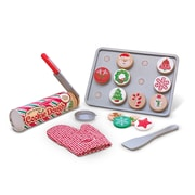 Melissa & Doug® Slice and Bake Cookie Set - Wooden Play Food