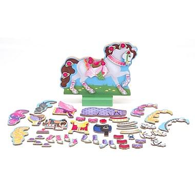 Melissa & Doug® My Horse Clover Magnetic Dress-Up Set