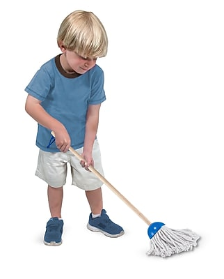 Melissa & Doug® Lets Play House Dust Sweep Mop Set