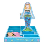 Melissa & Doug® Waverly Mermaid Magnetic Dress-Up Set