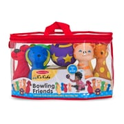 Melissa & Doug® Bowling Friends Preschool Play Set
