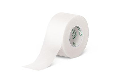 Medline® Curad® Hypoallergenic Silk Cloth Tape, 1/2