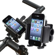 Insten® Universal Bicycle Phone Holder, Black (COTHXXXUPH10)