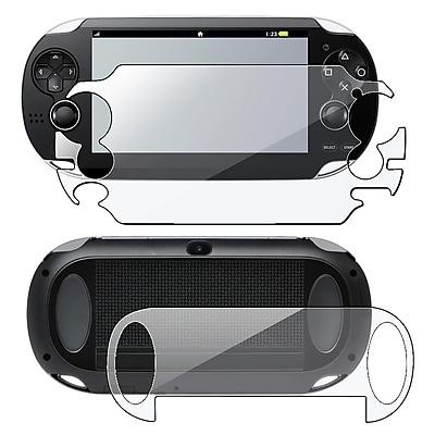 Insten® Full Body Reusable Screen Protector For Sony PSP Vita