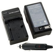 Insten® BSONFW50CS01 Compact Battery Charger Set For Sony NP-FW50