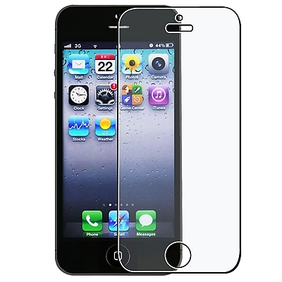 Insten® 1152321 5 Piece Screen Protector Bundle For Apple iPhone 5/5S