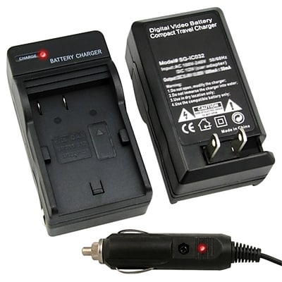 Insten® BCANBP511CS3 Compact Battery Charger Set For Canon BP-511