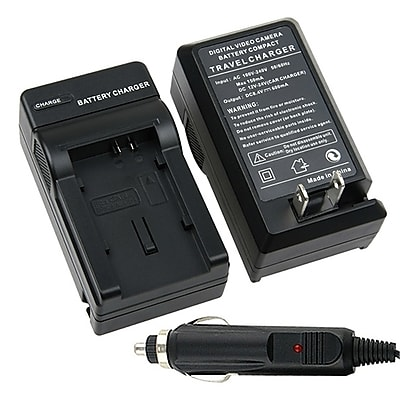 Insten® BCAN819XCS01 Compact Battery Charger Set For Canon BP-819