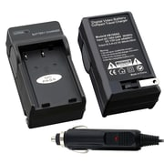 Insten® BNIKENEL9CS2 Compact Battery Charger Set For Nikon EN-EL9