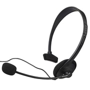 Insten® Headset For Xbox 360, Black (GMSTXBOXHS06)