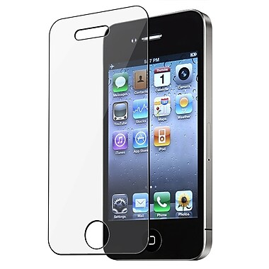 Insten® 288420 3 Piece Screen Protector Bundle For Apple iPhone 4/4S