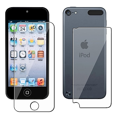 Insten® 915781 3 Piece Screen Protector Bundle For Apple iPod Touch 5th Generation
