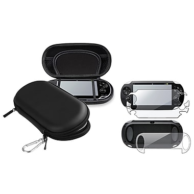 Insten® 547840 2 Piece Game Case Bundle For Sony Playstation Vita