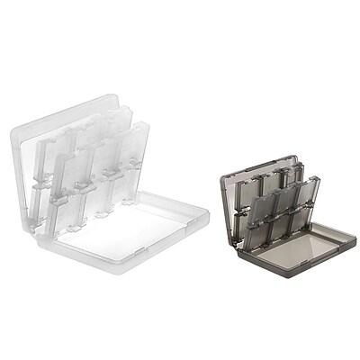 Insten® 600859 2 Piece Game Case Bundle For Nintendo 3DS