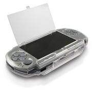 Insten® Snap-in Crystal Case For Sony PSP Slim 2000/3000; Clear