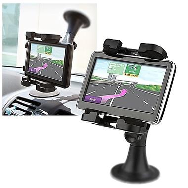 Insten® GPS Windshield Phone Holder For iPhone 5/5S, Black