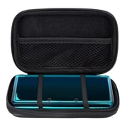 Insten® Lite Eva Case For Nintendo 3DS, Black