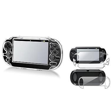 Insten® 547846 2 Piece Game Case Bundle For Sony PlayStation Vita