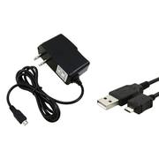 Insten® 2-Piece Universal Cable Bundle For BlackBerry/LG/Motorola (281029)
