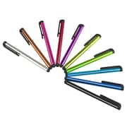 Insten® 10 Piece Universal Stylus For Touchscreen Devices