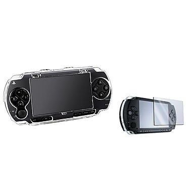 Insten® 2-Piece Game Case Bundle For Sony PSP (411221)