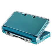 Insten® Snap-in Crystal Case For Nintendo 3DS, Clear