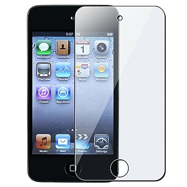 Insten® Reusable Screen Protector For Apple iPod Touch 4th Generation, Clear