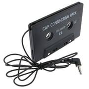 Insten® Universal Car Audio Cassette Adapter, Black
