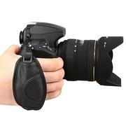 Insten® Version 2 Camera Hand Strap, Black