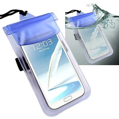 Insten® PVC Waterproof Bag Case, Blue
