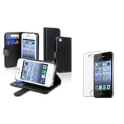 Insten® 464568 2 Piece Case Bundle For Apple iPhone 4 AT&T/Verizon