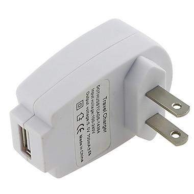 Insten® USB Travel Charger Adapter For Amazon Kindle Fire, White