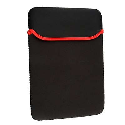 Insten® Leather Laptop Sleeve For 13
