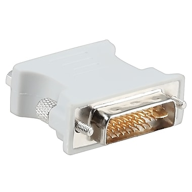 Insten POTHXXXXAD10 DVI to VGA Video Adapter, White