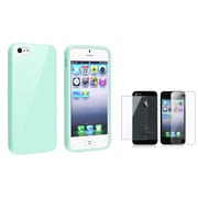 Insten® 817789 2 Piece Case Bundle For Apple iPhone 5/5S